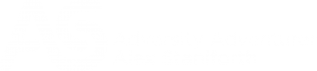 Alex Staniforth – Adversity Adventurer Mobile Logo