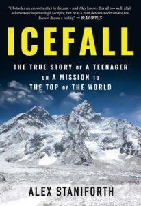 Alex Staniforth Icefall